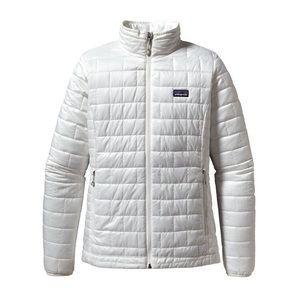 Patagonia Women's Nano Puff® Jacket birch white